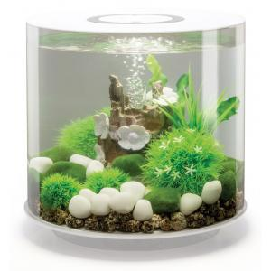 BiOrb Tube aquarium 15 liter MCR wit