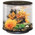 BiOrb Tube aquarium 15 liter MCR zwart