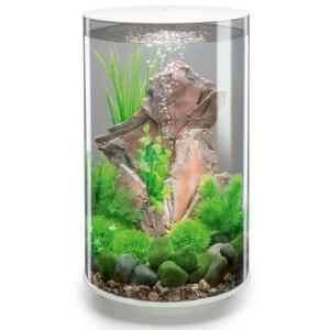 BiOrb Tube aquarium 30 liter LED wit