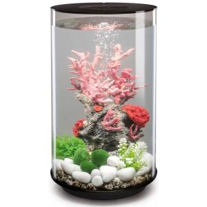 BiOrb Tube aquarium 30 liter LED zwart