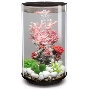 BiOrb Tube aquarium 30 liter MCR zwart