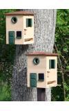 Medelhavsvillan Plus vogelhuisje