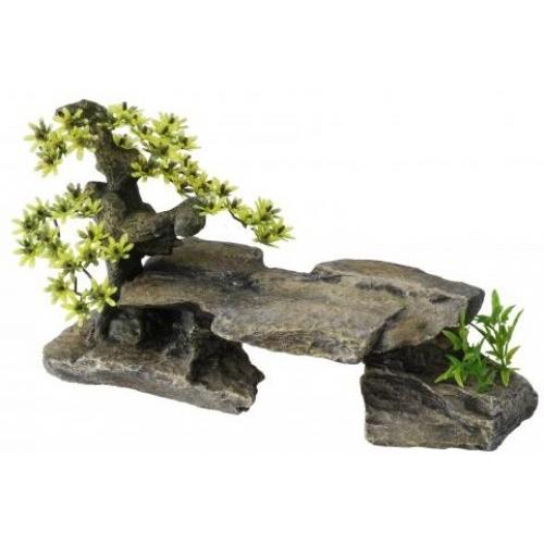 Europet decosteen bonsai aquarium decoratie for Decoratie aquarium
