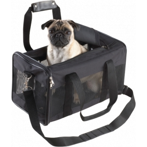 Nylon vervoertas voor hond
