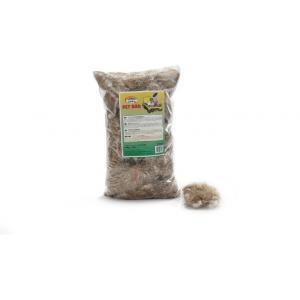 Nestmateriaal voor knaagdieren