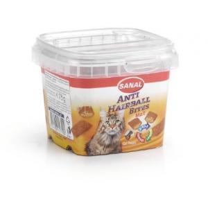 Sanal anti haarbal snacks voor katten