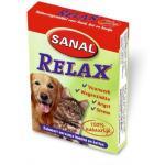 Sanal relax tabletten voor kat, hond of knaagdier