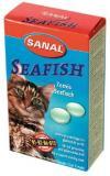 Sanal zeevis kattensnack
