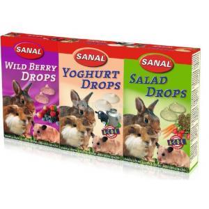 Sanal knaagdieren druppels voordeelverpakking