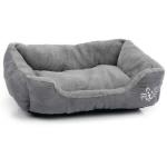 Ligbed baboo grijs kattenmand
