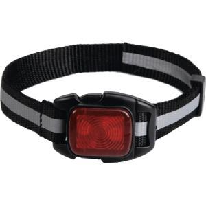Reflecterende veiligheidsband met knipperd lampje - 460 x 20 mm