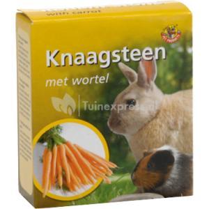 Knaagsteen met wortel - 160 gram