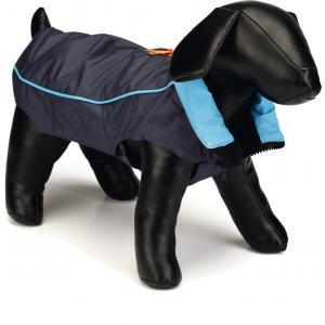 Nano hondenjas Monsoon blauw 55 cm