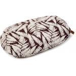 Designed by Lotte hondenkussen Ferny bruin/beige 55 cm