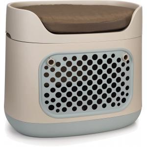 Curver bunkbed hondenmand grijs/lichtblauw
