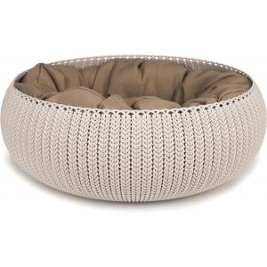 Curver Cozy Pet Bed hondenmand creme 50 cm