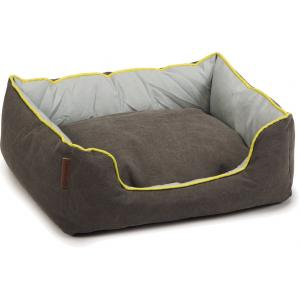Hondenmand Lumbro grijs 55 x 50 x 20 cm