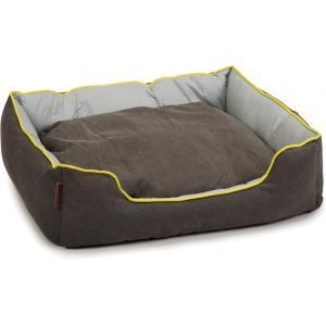 Dagaanbieding - Hondenmand Lumbro grijs 80 x 70 x 22 cm dagelijkse koopjes