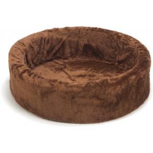 Teddy hondenmand bruin 60 cm