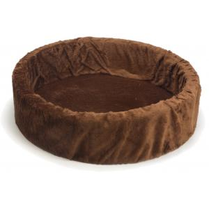 Dagaanbieding - Teddy hondenmand bruin 80 cm dagelijkse koopjes