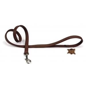 Dagaanbieding - Hondenriem Active 165cm x 17mm bruin dagelijkse koopjes