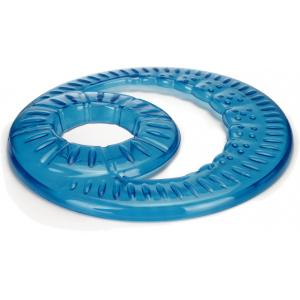 Afbeelding Hondenfrisbee Airbi blauw 25 cm