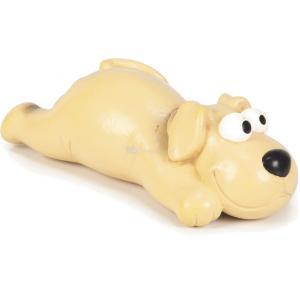 Latex hondenspeeltje Barky 19.5 cm
