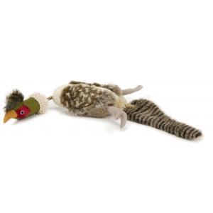 Nuddles textiel hondenpeeltje fazant 60 cm
