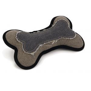 Nuddles textiele hondenspeeltje bot 24 cm