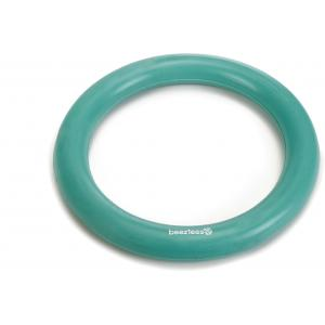 Rubber hondenspeeltje ring massief mint 15 cm