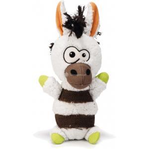 Sheepskin hondenspeeltje ezel Polly 28 cm
