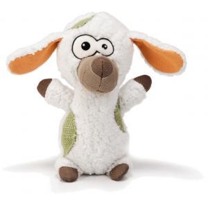 Sheepskin hondenspeeltje schaap Wolly 22 cm