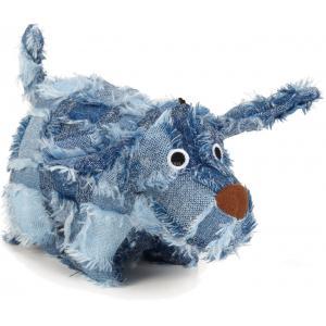 Textiel hondenspeeltje Checky 22 cm