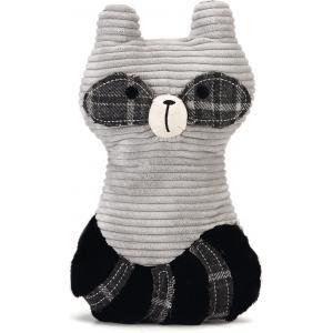 Textiel hondenspeeltje wasbeer Lirca 25.5 cm