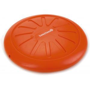 Afbeelding TPR apportino hondenfrisbee oranje 20 cm