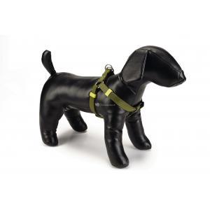 Hondentuig nylon 60-100cm lichtgroen