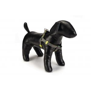 Hondentuig nylon Spira 26-40cm lichtgroen