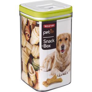 Curver snackbox voor honden 1.8 liter