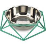 Hondenvoerbak Puroni groen 21.5 cm