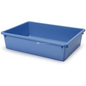 Tray 1 kattenbak blauw