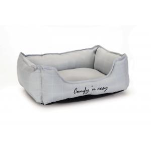 Comfy kattenmand grijs