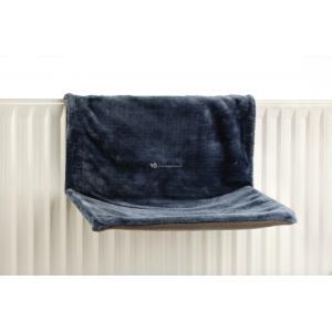 Sleepy radiator kattenhangmat blauw