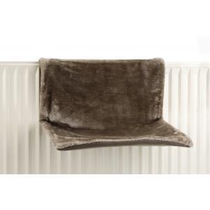Sleepy radiator kattenhangmat grijs