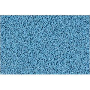 Aquariumgrind Decoflint blauw