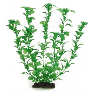 Kunststof aquariumplant groen 2571