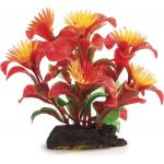 Kunststof aquariumplant rood 86050 R