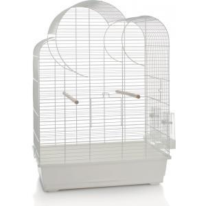 Dagaanbieding - Vogelkooi Big Eliza wit dagelijkse koopjes