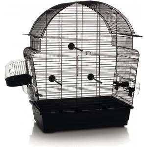 Vogelkooi Donna zwart