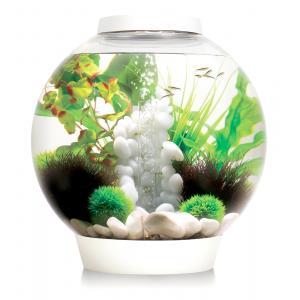 BiOrb Classic aquarium 15 liter LED wit