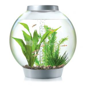 BiOrb Classic aquarium 15 liter LED zilver